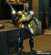 Cable (Marvel Ultimate Alliance 2)