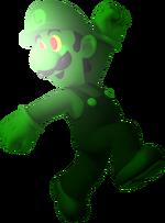 Virtual Luigi NSMBVR