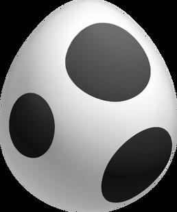 Black Yoshi EggSMWWii