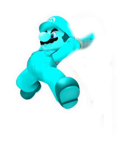 File:Frozen Mario.png