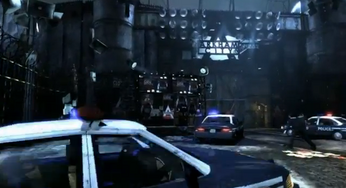 Arkham City Walls