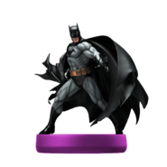 Sfw batman amiibo