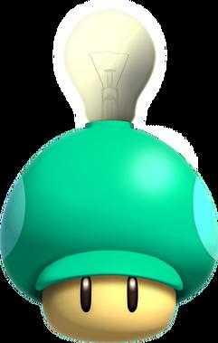 Lightmushroom