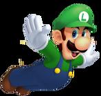 SMG3D Luigi