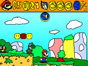 Screenshot smw