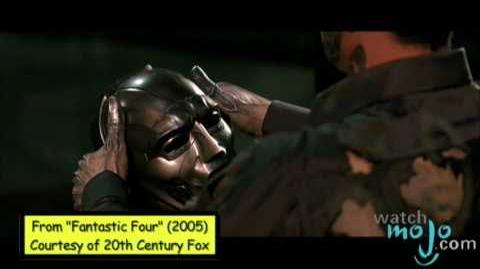 Supervillain Origins Doctor Doom