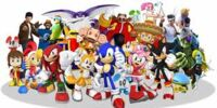 Sonic All-Star Racing Hot Racers Wii U