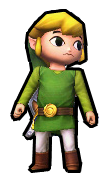 Toon Link sprite