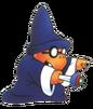 Magikoopa with magic wand