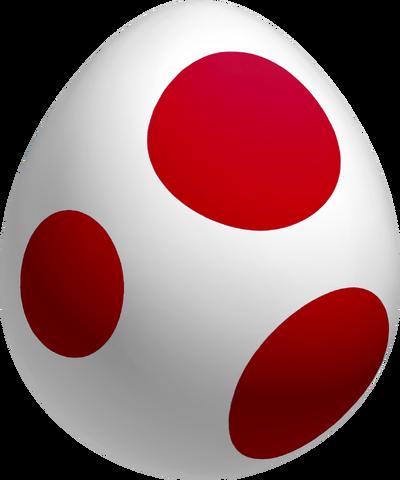 File:Maroon Yoshi Egg.png