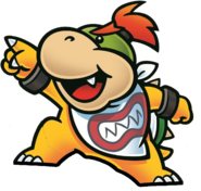 Bowser Jr.- Super Mario World Fusion