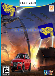 A Blues Cube Game Boxart