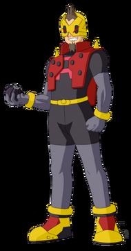 P ironmask