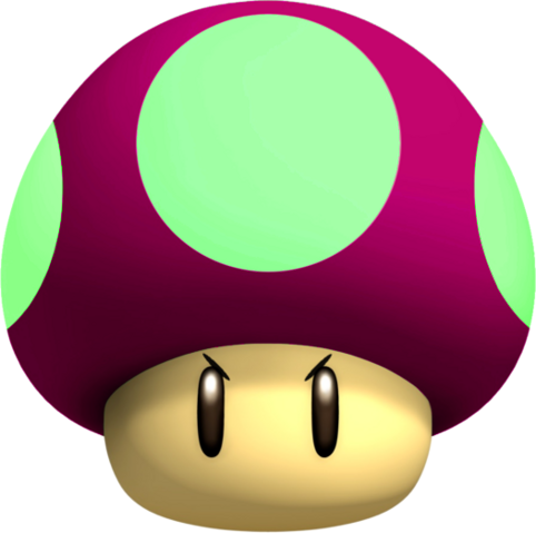 File:Poison MushroomSMWWii.png