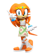 Tikal in sonic world by nibroc rock-d8c6r5s