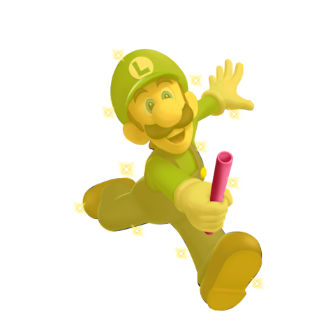 File:Gold Luigi by william edwards63631.png