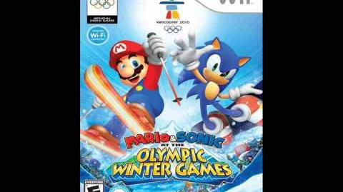Freestyle Ski Cross (Mario & Sonic at the Olympic Winter Games)
