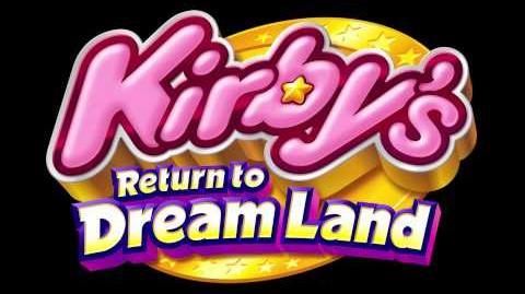 The Arena - Kirby's Return to Dream Land