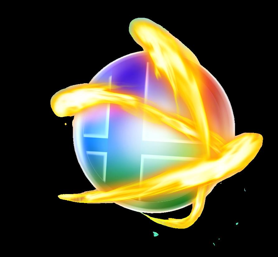 Smash ball png
