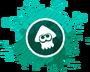 Squidbeak Splatoon Badge