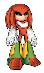 Knuckles Man Profile