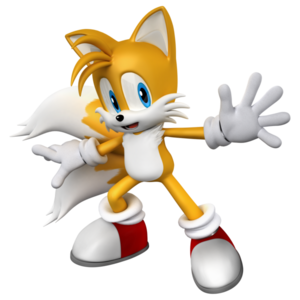 Tails olympics