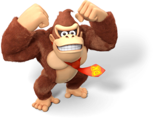 300px-Donkey Kong Artwork (alt) - Donkey Kong Country Tropical Freeze