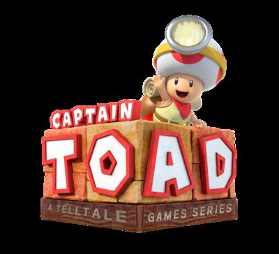 Captain toad telltale
