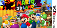 Super Mario 3D Land II: Bowser's Ultimate Revenge