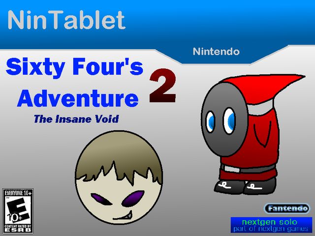 File:Sixty Four's Adventure 2 Cover.png