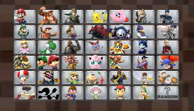 File:SSB4 Roster by Tom.png