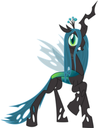 300px-Queen chrysalis by bluepedro-d4ztwaz