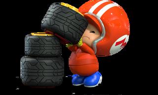 Mechanic toad