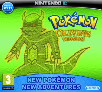 PokemonOlivineCover