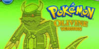 Pokémon Citrine and Olivine Versions