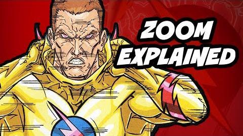 Supervillain Origins Professor Zoom