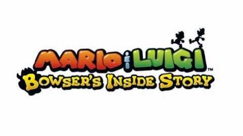 Title Screen - Mario & Luigi Bowser's Inside Story-0
