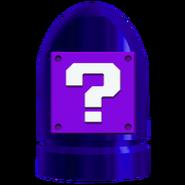 Rocket Block purple