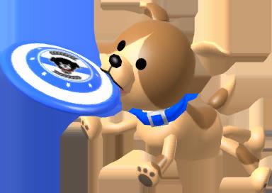 Frisbee Dog Pl Fantendo Nintendo Fanon Wiki Fandom Powered By Wikia