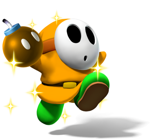 File:Gold Shy Guy with Gold Bomb.png
