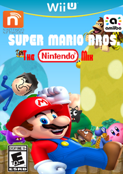 The Nintendo Mix BoxArt