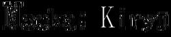Versus Planet - Moeka Kiryu logo