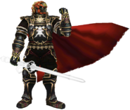Ganondorf render by war9000-d5d2tnh