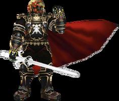 Ganondorf render by war9000-d5d2tnh