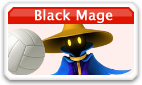 MSM- Black Mage Icon