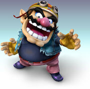 Super Smash Bros Brawl Wario 01