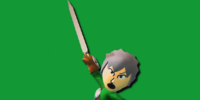 Mii Swordfighter (Smash 5)