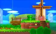 SSB3DS Paper Mario