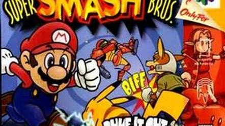 Super Smash Brothers - Bonus Game