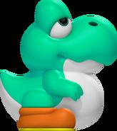 Turquoise Baby Yoshi